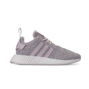 NWT Adidas NMD R2 Sneaker Gray Lilac/Lavender 10